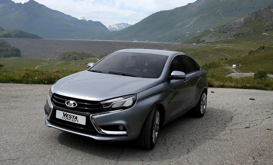 «АвтоВАЗ» предложит новые версии Лада  Kalina, Granta иLargus