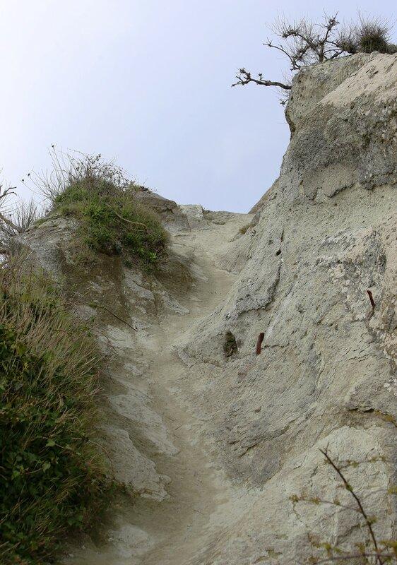 Ischia. On the top of Monte Epomeo