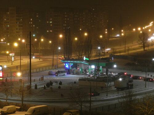 Первый снего