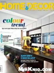 Журнал Home & Decor - №11 2013 (Indonesia)