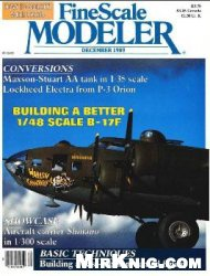 Журнал FineScale Modeler 1989-12