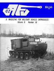 Журнал AFV-G2: A Magazine For Armor Enthusiasts Vol.6 No.10