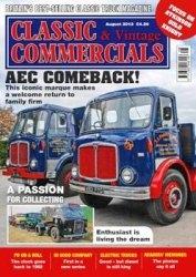 Журнал Classic Vintage & Commercials №8 2013