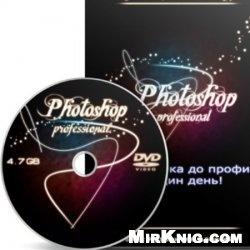 Книга Photoshop-Professional. От чайника до профи за один день!