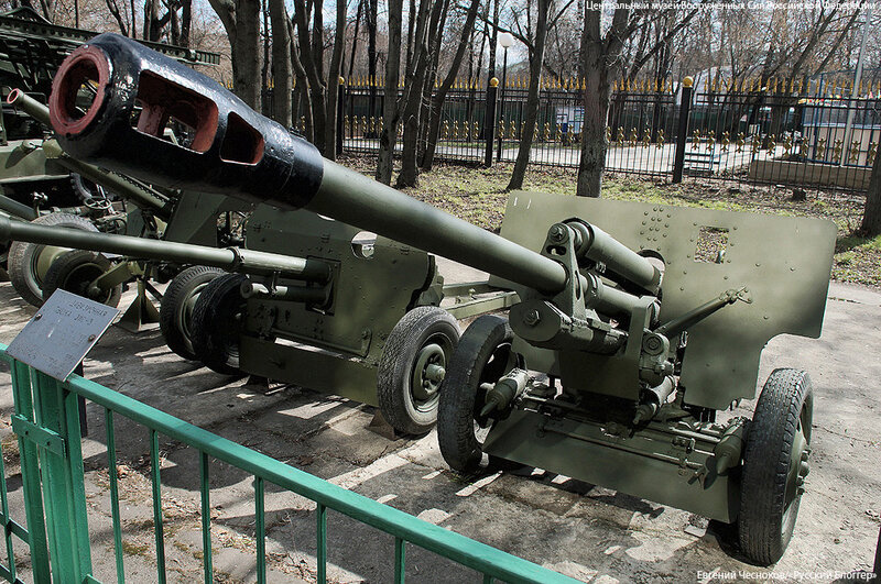 45. Музей ВС. 22.04.15.90. 76мм пушка ЗИС-3. 1942..jpg