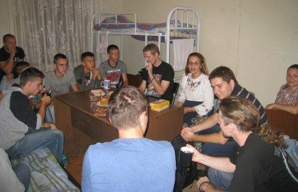 Сербия, Москва, косовские дети