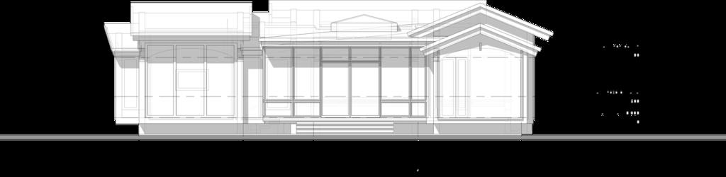 жилой дом Фасад в осях 1-5 Project5