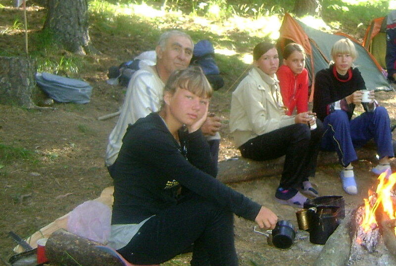 Фотограф Александр Кобезский, Оштен, Лето 2008, фотографии моих друзей