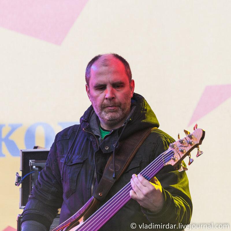 Сергей Калачёв aka Grebstel - 6-струнный лидер бас