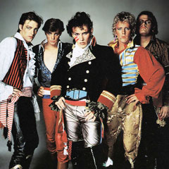 фото Adam and the Ants