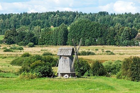 Типично русский пейзаж... 5