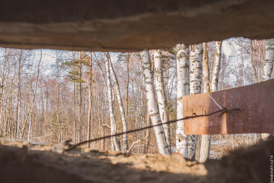 alexbelykh.ru, форт Серая лошадь, дальномерный павильон