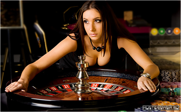 Дилер в казино