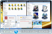 Windows 7 Professional SP1 IDimm Edition х86/x64