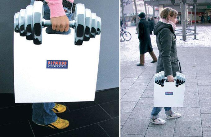 Креативные пластиковые пакеты: практичность и эстетичность