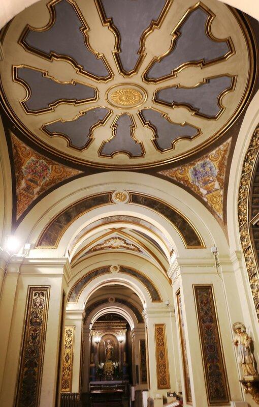 Мадрид. Церковь Сан-Хосе (Iglesia de San José). Интерьеры