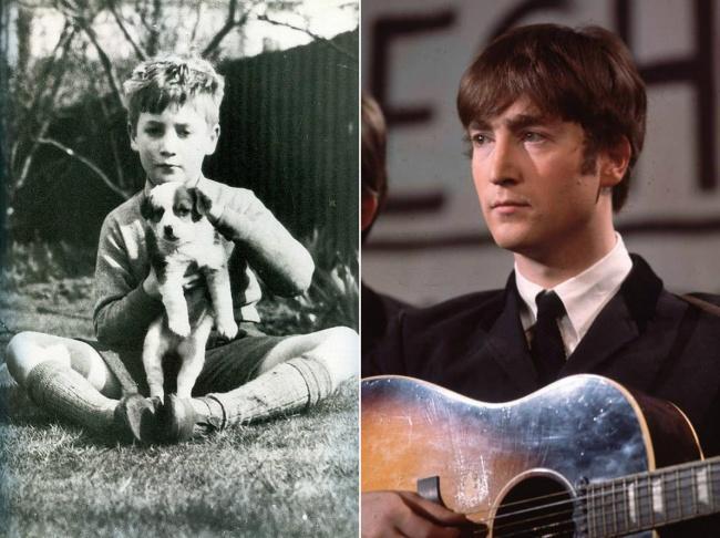 8. Джон Леннон