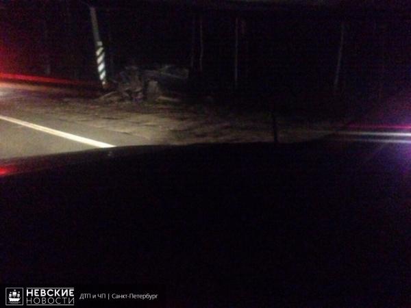 Зарулем Ауди Q7, сбившего пешехода на«Коле», был инспектор ДПС