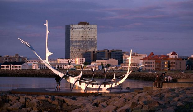 ВИсландии найден меч викингов