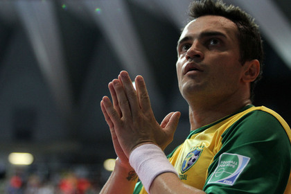 Сборная Бразилии проиграла Ирану вплей-оффЧМ помини-футболу