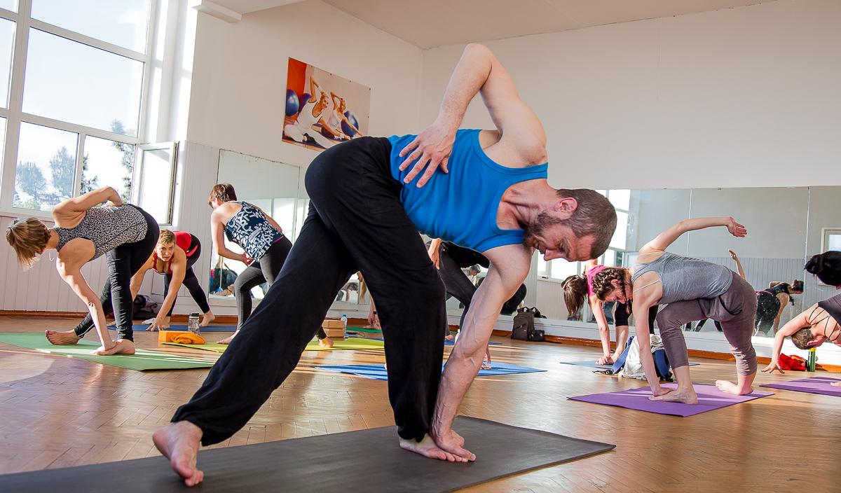 Анапа йога от Кулыгина фото