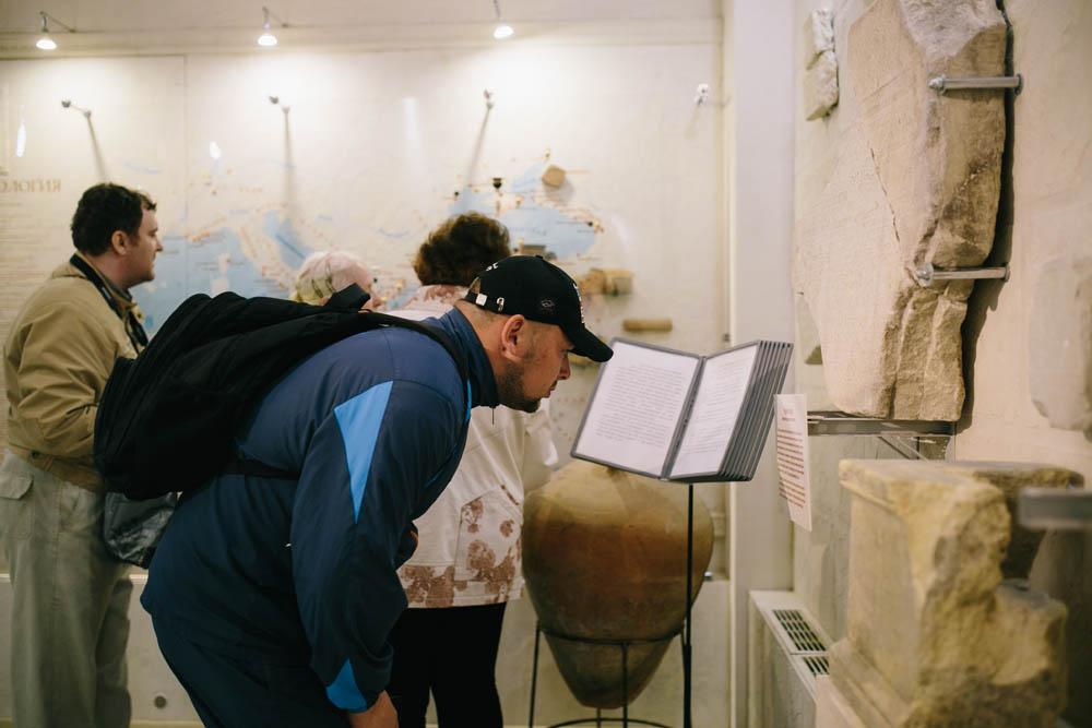 Анапа ночь музеев