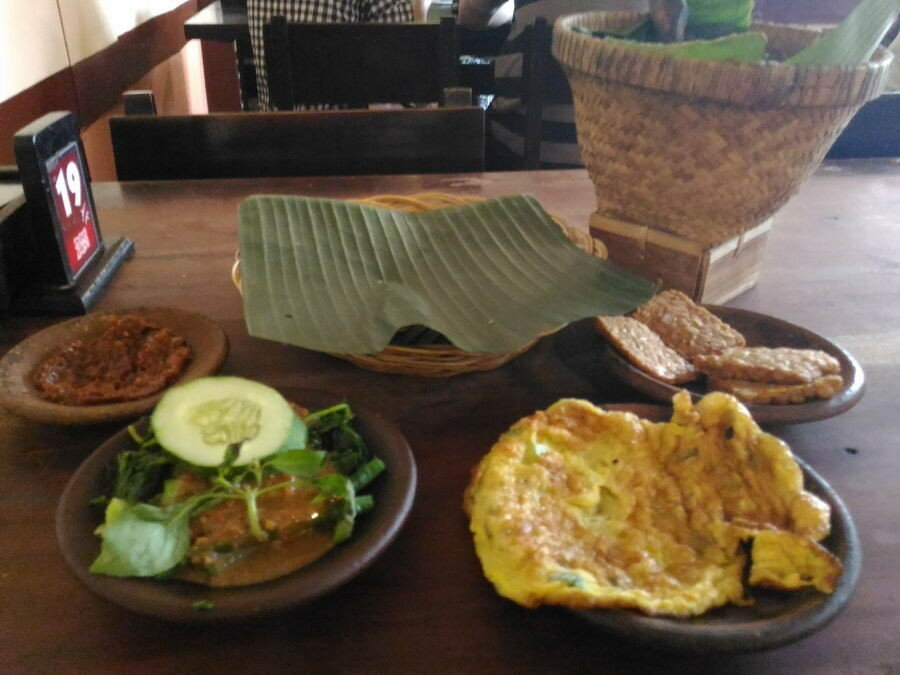 Яванская кухня