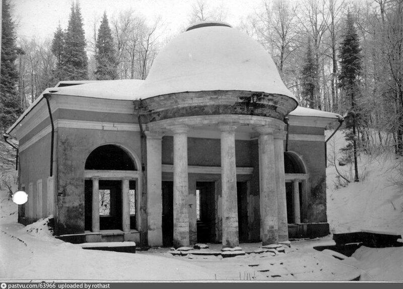 38. Нескучный сад. Ванный домик. 1920 1922.jpg
