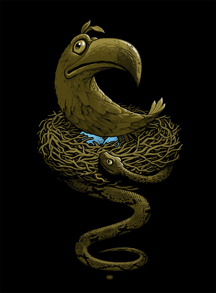 Illustrations by Oleg Gert