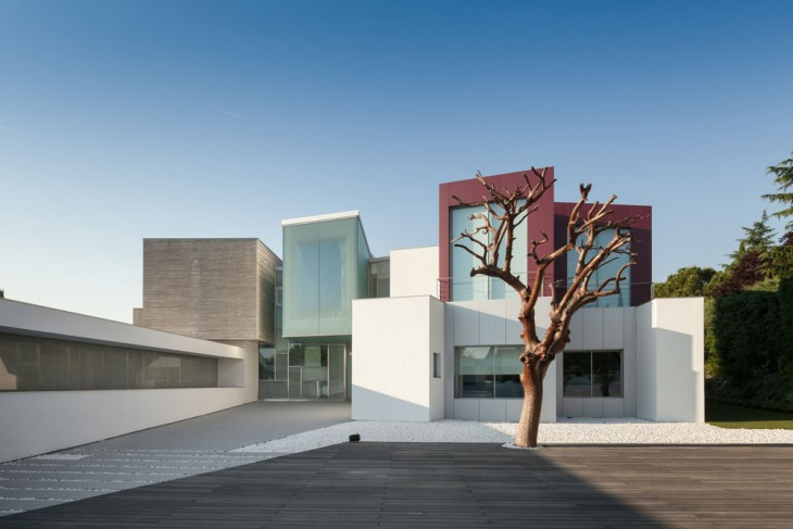 More of House H in Madrid Photographed by Joao Morgado