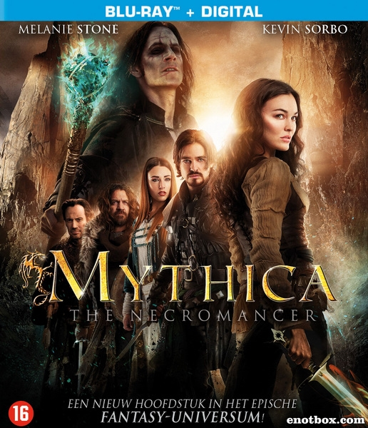 Мифика: Некромант / Mythica: The Necromancer (2015/BDRip/HDRip)