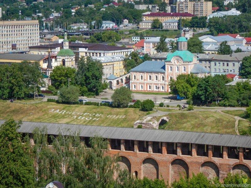Нижне-Никольская церковь, Смоленск