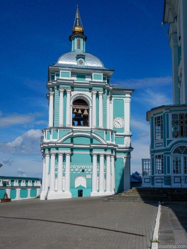 Соборная колокольня, Смоленск