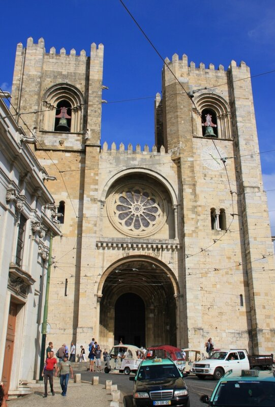 Лиссабон, собор Се (Lisbon, Se Cathedral)