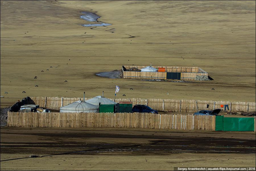 Как живут в Монголии
