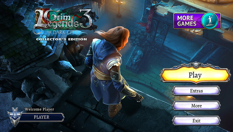 Grim Legends 3: The Dark City CE