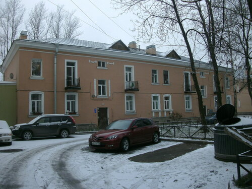 Железнодорожная ул. 7