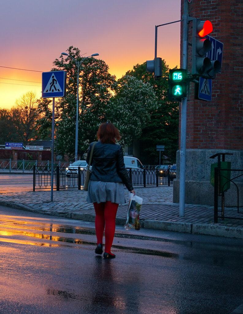 А вам нравится стрит-фото?