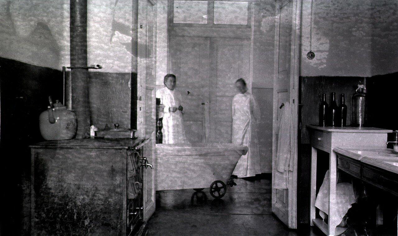 Женское отделение. Диетическая кухня