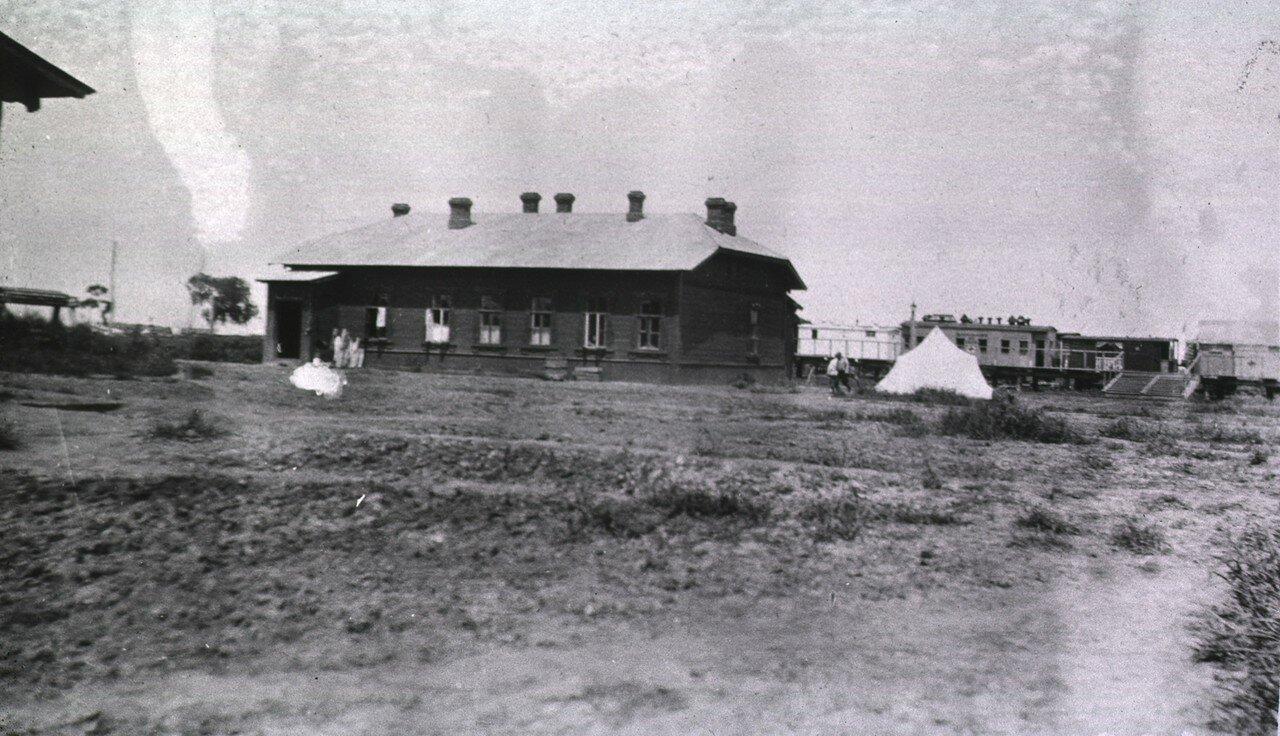 Военный госпиталь № 11. Диспансер