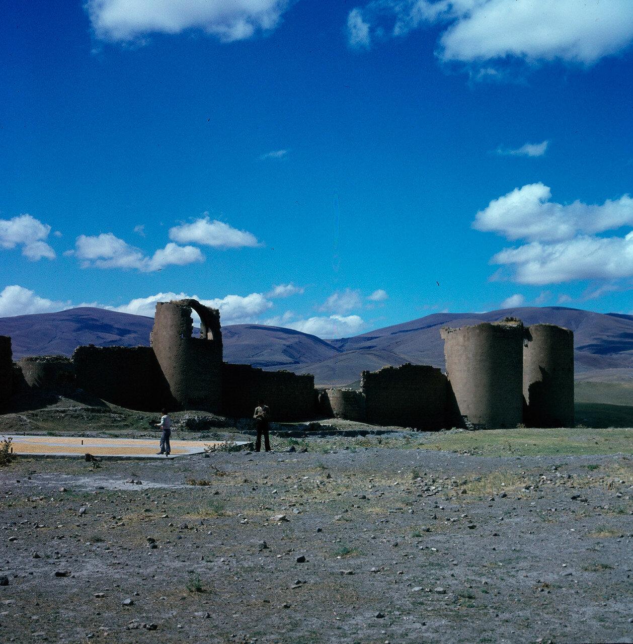 Ани. Развалины крепости