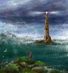 Тучи над маяком