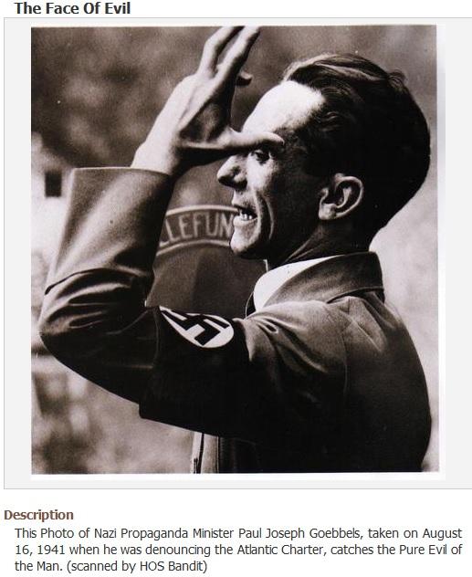 Геббельс выступает 16 августа 1941 года