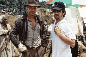 Спилберг намерен снять продолжение фильма об Индиане Джонсе