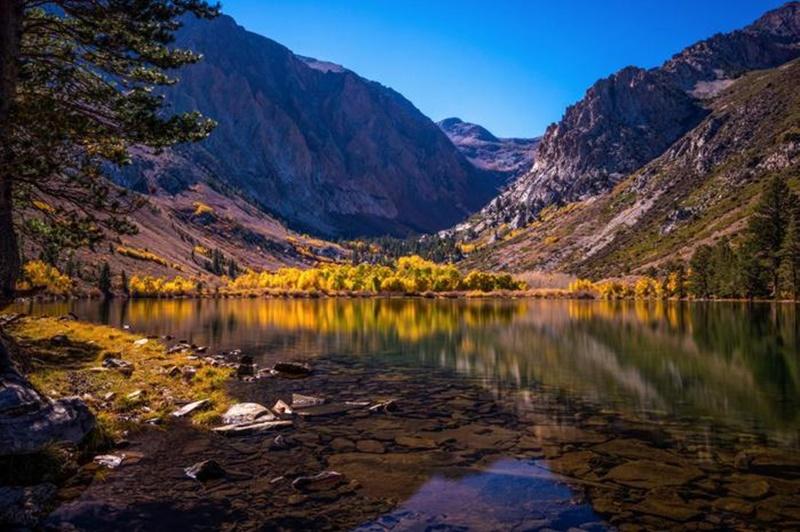 Осенние озера: 30 фотографий 0 145de6 3ca055ce orig