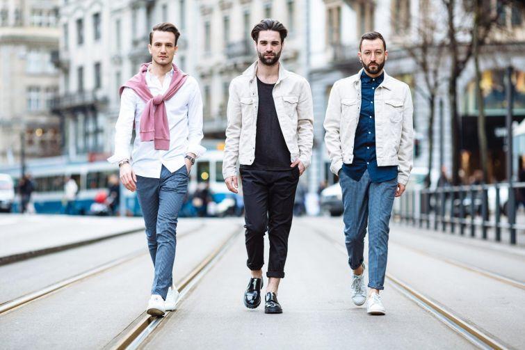 24. Цюрих, Швейцария Местные жители здесь одеваются просто, но в то же время изысканно. Стоит избега