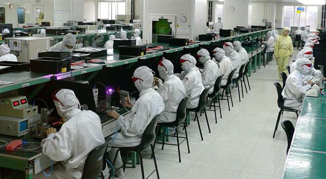 1. На 10-м месте находится тайваньская компания по производству электроники и компьютерных компонент