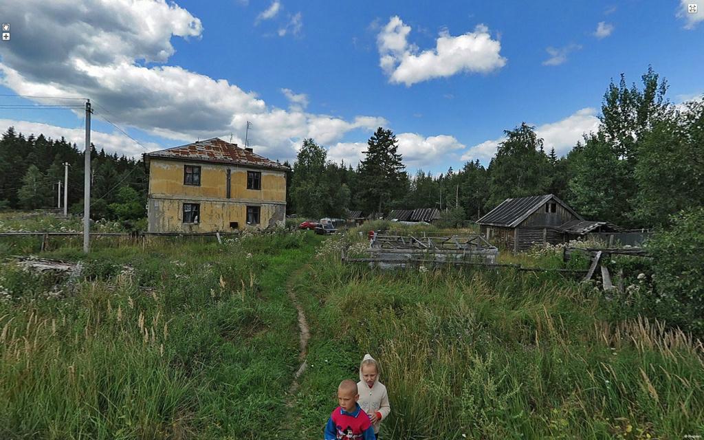Детство в маленьких и больших городах России (19 фото)