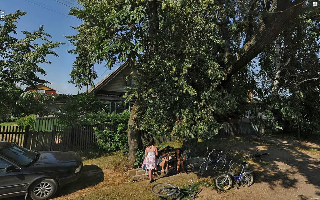 Деревня Турово, Лотошинский район. «Если бы я даже захотел, я бы сейчас и не смог снять проект о дет