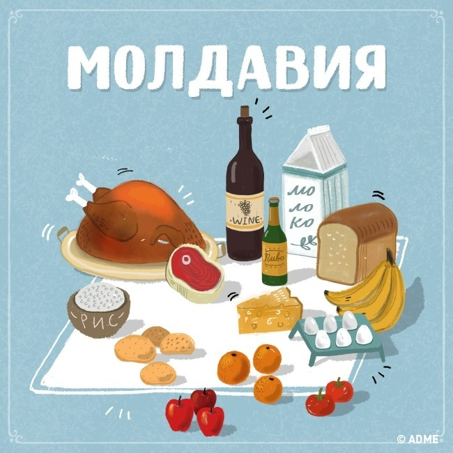 Источник globalprice.info , numbeo.com , expatistan.com Фото на превью Inna Anikeeva Иллюстратор Инн